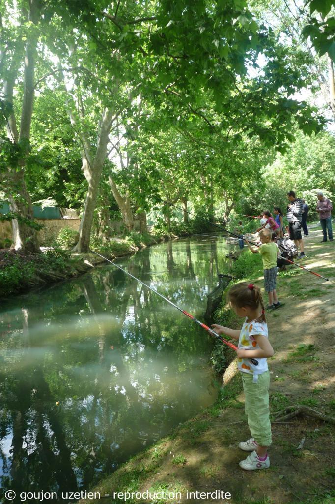 Fête de la pêche, vallée de l'Eure