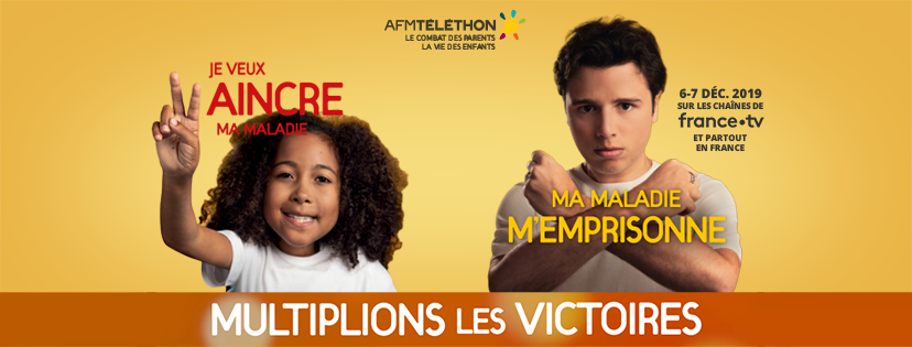 Telethon 19 campagne facebook cover